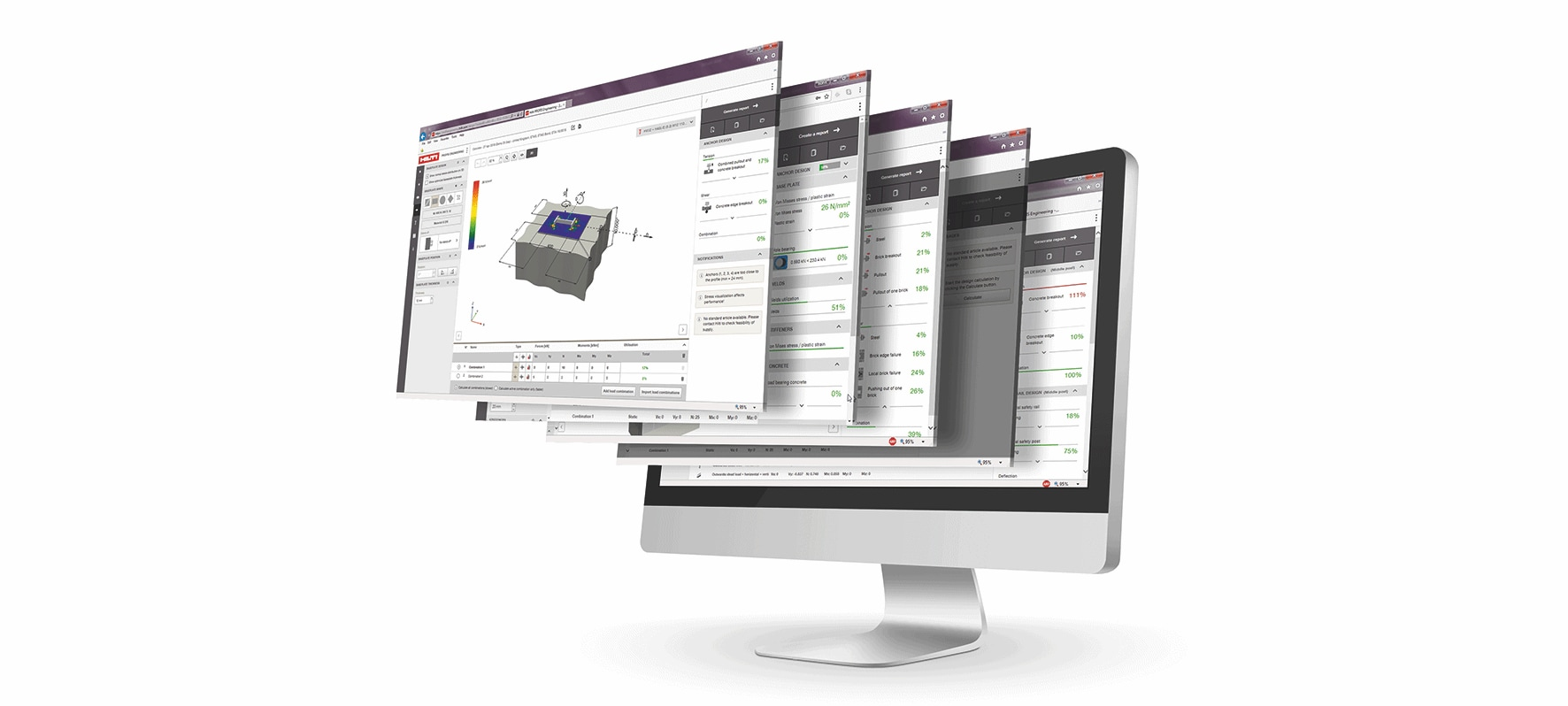 Profis engineering design software suite