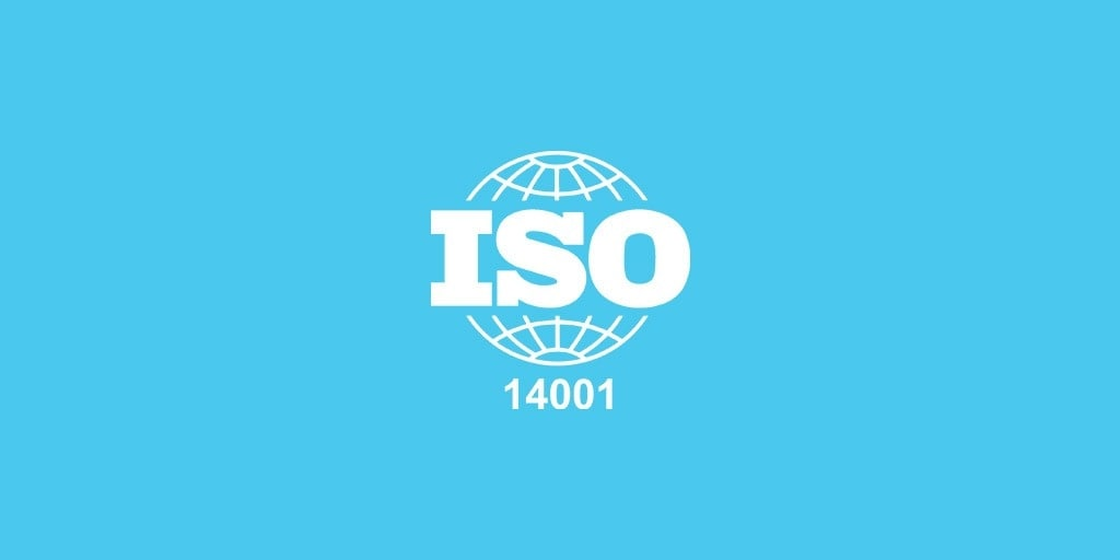Achieved ISO 14001 Certification