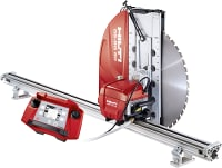 Diamond Wire and Wall Saws