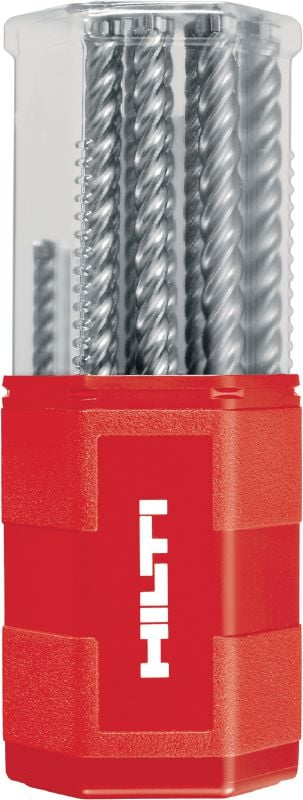 TE-CX Hammer drill bit sets (metric)